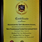 20170923 - Maharastra's Top most boarding school award (1)