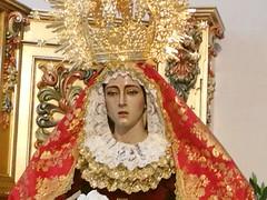 María Santísima de la Salud y Perpetuo Socorro (Cofradeus) Tags: alcaladehenares perpetuosocorro salud soledad dolor dolores dolorosa