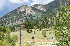 20170831-132112 (fritzmb) Tags: colorado event keyword lakegeorge northamerica place source sourcefritzmb usa descriptor flag landscape mountain nature object public vacation