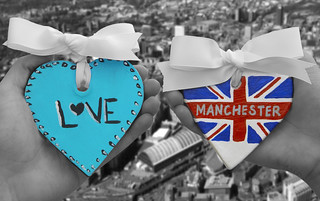 Hearts of Hope for Manchester