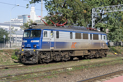 EP07-506 (paw-mor) Tags: pkp pkpintercity intercity train loco trainspotting rail railway poland poznan poznanglowny pafawag 4e hcp 303e ep07 ep07506