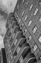 North London Curves © (wpnewington) Tags: brick