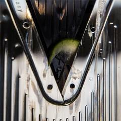 Found in the Kitchen (blasjaz) Tags: blasjaz gemüsehobel mandolinslicer edelstahl küche küchengerät mandoline
