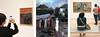 Edvard Munch in San Francisco (robmcrorie) Tags: edvard munch oslo despair storm artist model san francisco moma museum modern art iphone 7 plus sfmoma paint painter oils scream house face depression