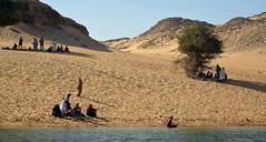 Una tarde junto al río. (chemakayser) Tags: nilo egipto nile egypt