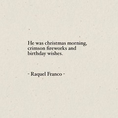 """Love Quotes : Just a few of the greatest things in the world.   """"He was Christmas morning… (omgquotes.com) Tags: quotes life love inspirational motivational"""