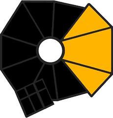 Nova Pauldron (Gabriel Fett) Tags: lego cloth arc star wars pauldron commander flame nowa general clone