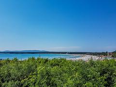 Южный пляж Приморско