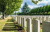 Ypres World War I Town Cemetery (Ardou.td) Tags: ieper wwi worldwari vlaanderen entete saillant