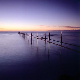 Skeleton Bridge - Velvia 100 exp*
