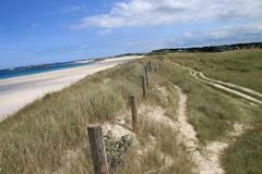 Brittany beach
