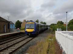 Scotrail 170419 (hgwells30) Tags: scotrail 170 419 speed ladybank 1b35 1404 aberdeen edinburgh