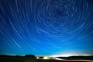 Stars, planes and perseids
