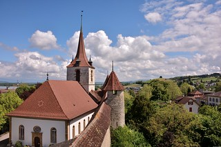 Deutsche reformierte Kirche, Murten