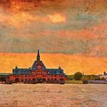 Railroad Terminal Museum, Liberty State Park, NJ thumbnail