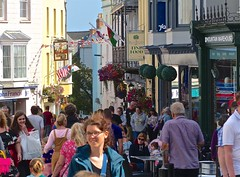 Photo of Bustling Tenby