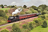 A Class In The Pink. (Neil Harvey 156) Tags: steam steamloco steamengine steamrailway railway 52322 thequarry heapbridge eastlancsrailway elr lancashireyorkshirerailwayclass27 aclass lancashireyorkshirerailway ly aspinall