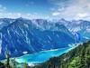 Parapente (etoma/emiliogmiguez) Tags: austria österreich achensee tirol alpes erfurter montaña maurach pueblo rofanseilbahn telesférico