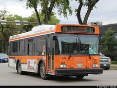 Winnipeg Transit #939 (vb5215's Transportation Gallery) Tags: winnipeg transit 2001 new flyer d30lf