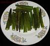 Lady fingers fry plain (joegoauk73) Tags: joegoauk goa ladyfinger ladyfingers bhendo bhenddo
