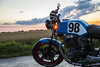 _MG_0457 (oliverkrysell) Tags: motorcycle motorbike motorcycles cb honda cb400n 400cc trackbike track racebike machine racer sunset golderhoure magichoure canon canonusa 6dmark2 6d fullframe