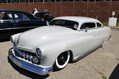 Merc FatBoy Customs (bballchico) Tags: mercury merc fatboy custom chopped 1949 1950 1951 westcoastkustomscruisinnationals carshow