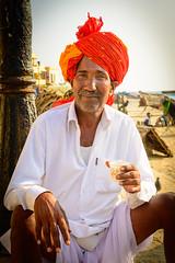 Tea Time (Marcel Weichert) Tags: india man thiruvananthapuram trivandrum turban kovalam