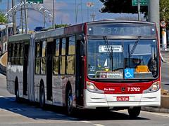 7 3792 DSC_0605 (busManíaCo) Tags: busmaníaco ônibus bus nikond3100 nikon d3100 caiomondegoha mercedesbenz o500ua bluetec 5