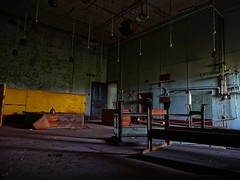 Exam Room (Trebor420) Tags: exam room 55 years abandoned military base illinois ammunition xray weapons bunker underground shell