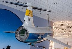 Lockheed F-104A Starfighter N818NA (Vzlet) Tags: lockheed f104a starfighter n818na f104 nasm smithsonian nasa