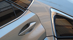 A15316+317 / reassembled lexus (janeland) Tags: dalycity california 94014 january 2017 car automobile vehicle reflections abstract diptych mashup reassembly noncoloursincolour lexus