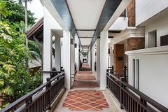 Guestroom Walkway