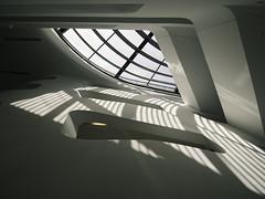 Inside - But Which Way Around? (Explore 17/08/17) (sisyphus007) Tags: vienna olympus omd omdem5 oli micro 43 μ architecture modern buildings 2017 austria ©michaelkiedyszko2017