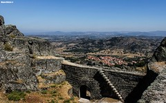 Lands of History (Mauro Hilário) Tags: portugal monsanto historic castle landscape highground rocky hills top village old stone wall travel scenery