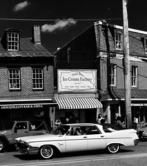 Annapolis (The Big Jiggety) Tags: car retro auto automobile coche carro machina maryland usa america