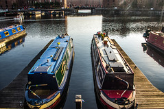 At The Wharf (Half A Century Of Photography) Tags: longboat mariners wharf liverpool