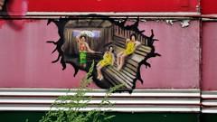 Jamie / DOK - 30 jul 2017 (Ferdinand 'Ferre' Feys) Tags: gent ghent gand belgium belgique belgië streetart artdelarue graffitiart graffiti graff urbanart urbanarte arteurbano ferdinandfeys jamie