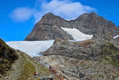 Piz Argent - Piz Zupò (luca2142) Tags: valmalenco valtellina chiesainvalmalenco alpi alps alpiretiche ghiacciaio gletscher ghiacciaodifellaria lombardia lombardy italy italia