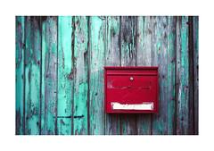FILM - Red box (fishyfish_arcade) Tags: analogphotography analogcamera filmisnotdead film filmphotography istillshootfilm olympustrip35 35mm kodakportra160