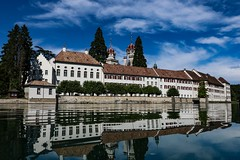 Paddling around the Monastery Rheinau (Yarin Asanth) Tags: gerdkozikphotography yarinasanth gerd kozik yarin asanth yarinasanthphotography gerdkozik gerdmichaelkozik gerdkozikfotografie