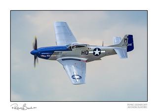 Miss Helen - Mustang P51-D