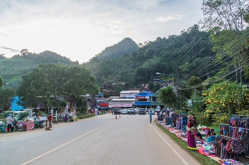 Doi Ang Khang - Thailande
