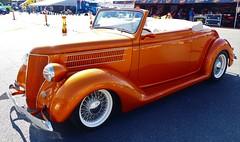 1936 Ford (bballchico) Tags: 1936 ford roadster convertible carshow goodguys wayneschantz dianeschantz canada