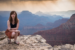 Grand Canyon Beauty (Justin Knott) Tags: nikor 50mm nikon d800 grand canyon light daytime portrait landscape grandy nikkor