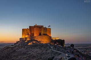 Castillo de la Muela (Consuegra - Toledo - Spain)