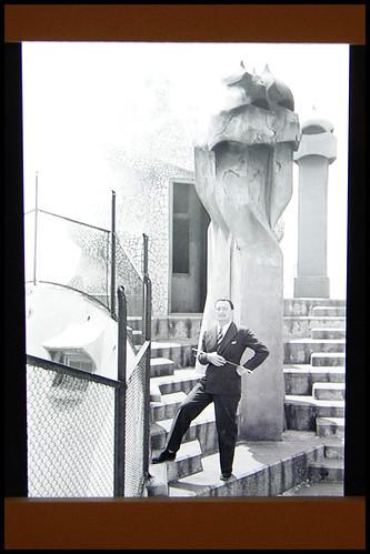 Casa Museu Castell Gala Dalí-Púbol-8 Exposició temporal (2)
