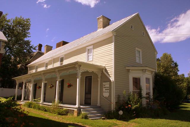 Dick Wickham house - Woodstock, VA