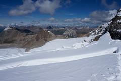 _DSC3191 (farix.) Tags: alpen alps alpy schweiz switzerland szwajcaria trekking treking grat grań piz palu bernina berninagruppe gletscher lodowiec śnieg snow schnee