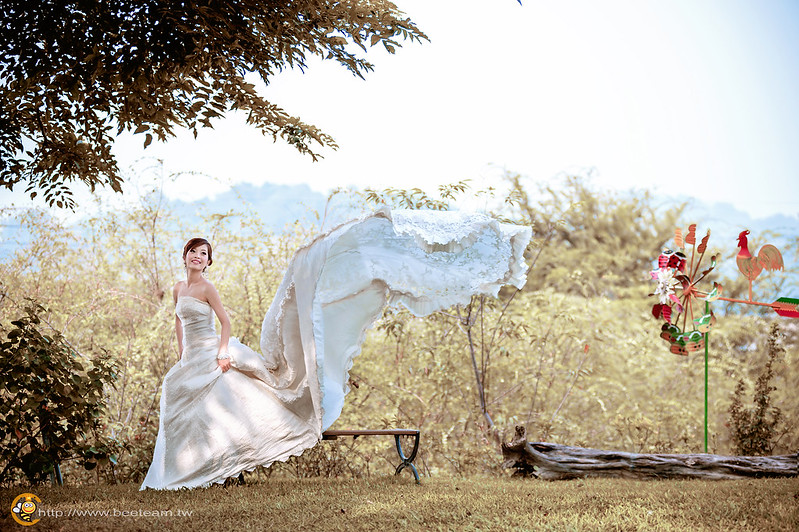 台南新秘,新娘秘書,白河樸軒,典雅盤髮