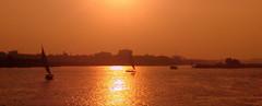 Nile sunset  (6) (Dr.Maghanem) Tags: nile sunset 6